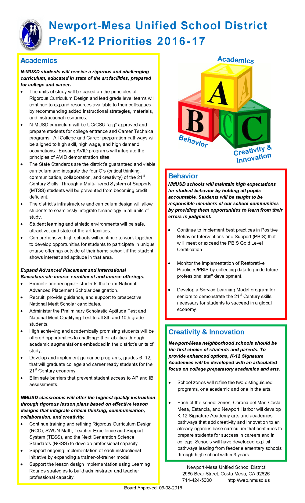 Pre K-12 Board Priorities 2016-17-English.png